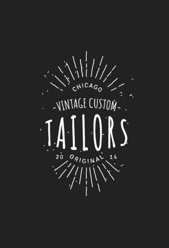 Vintage Custom Tailors