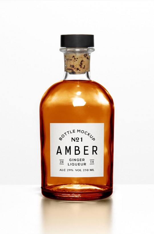 Amber Ginger
